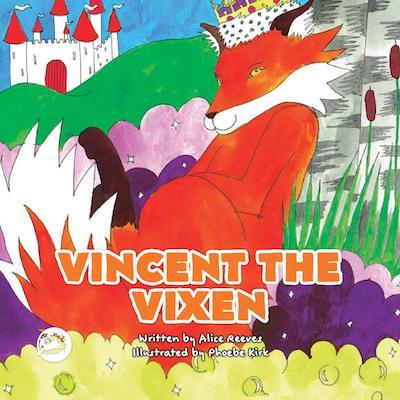 Vincent the vixen cover