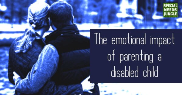 The emotional impact of parenting a disabled child