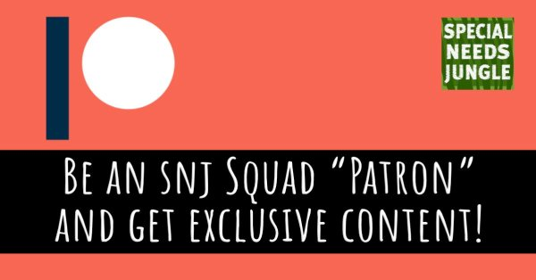 "Join us as an SNJ Squad ""Patron"" and get exclusive content!"