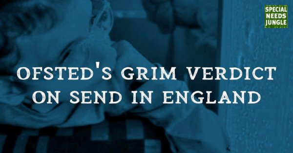 Ofsted's grim verdict on SEND in England