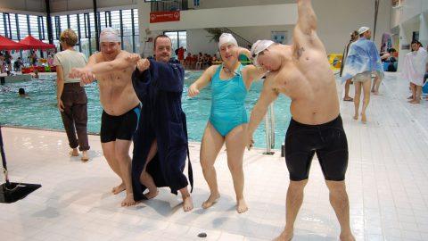 Natation SpecialOlympics