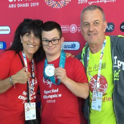 Jeux Mondiaux Abu Dhabi 2019