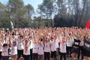 12ème Coruse Solidaire Interentreprises Special Olympics 2019