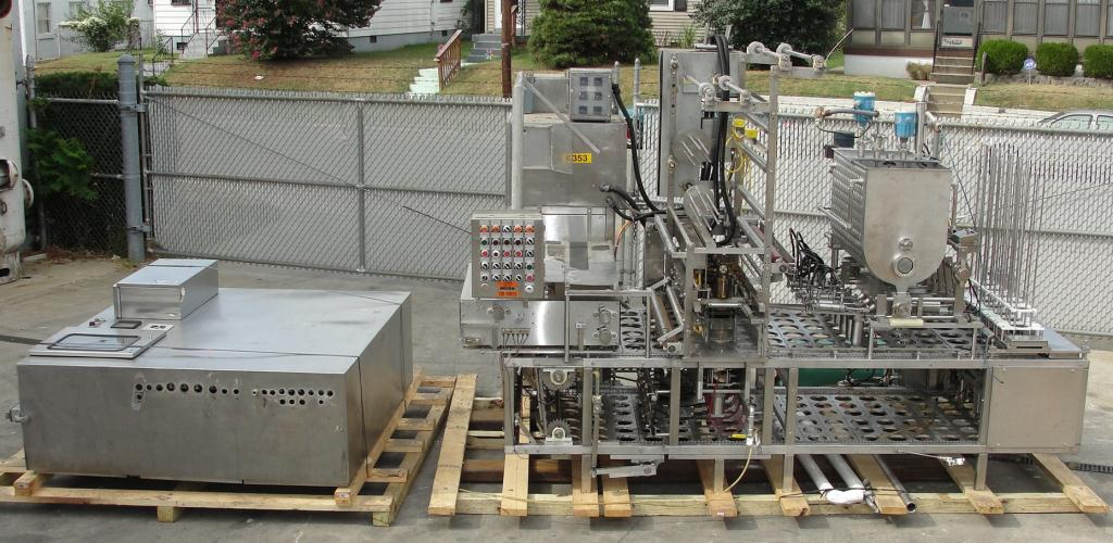 Used Cup Filler