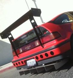 honda crx rear wing [ 1000 x 1000 Pixel ]