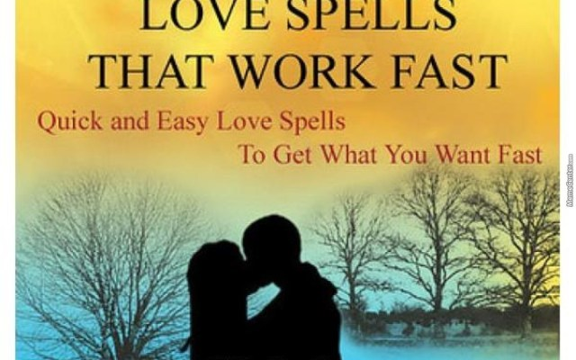 Best Love Spells That Works Online #1