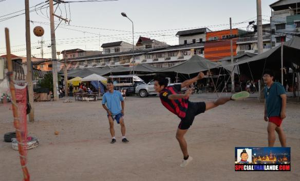 Sport national thaïlandais