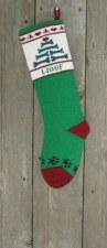 Dog Christmas Stocking 16 inch