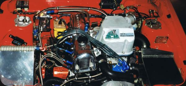 Z31 Turbo Onto An L28 Turbo Supercharger Hybridz - MVlC