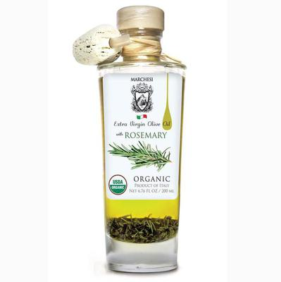 Marchesi Organic - Rosemary - First Cold Pressed Extra Virgin Olive Oil