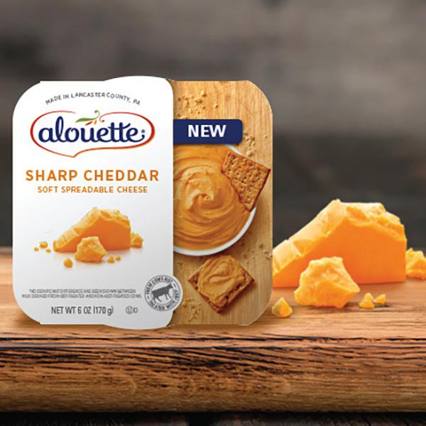 Sharp Cheddar Spreadable Cheese   Product Marketplace