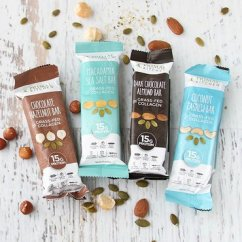 Primal Kitchen Bars Espresso Island Collagen Protein Bar Line Now Has Four Flavors News