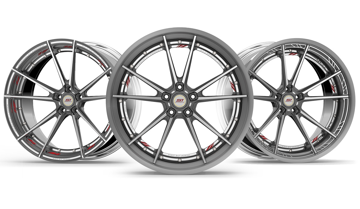 specialty forged wheels collection