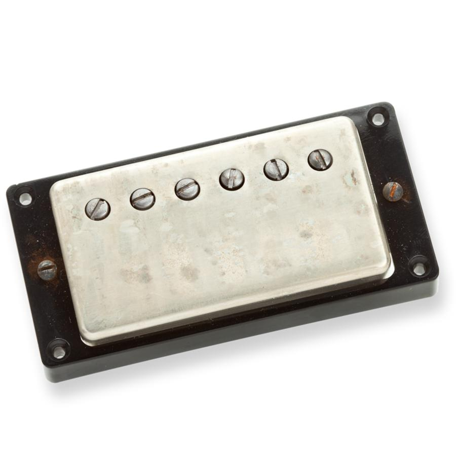 hight resolution of seymour duncan antiquity model 11014 01 humbucker neck nickel cover view larger magnifier