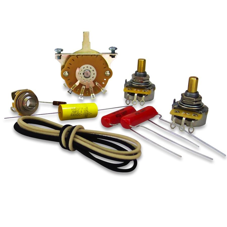 medium resolution of premium electronics upgrade kit for esquire