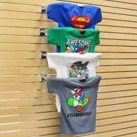 T-Shirt Displays | Specialty Store Services