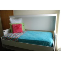 Hide Away Desk Bed