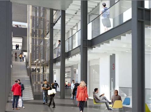UCLan Engineering Innovation Centre - Specifi