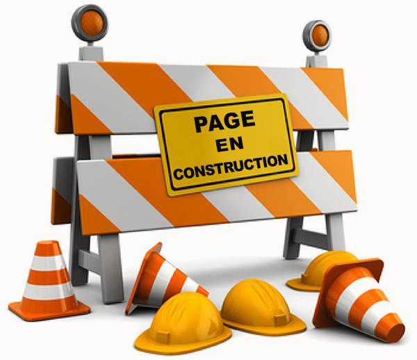 page en construction specimat