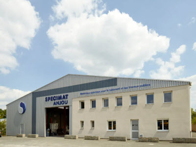 agence materiaux angers