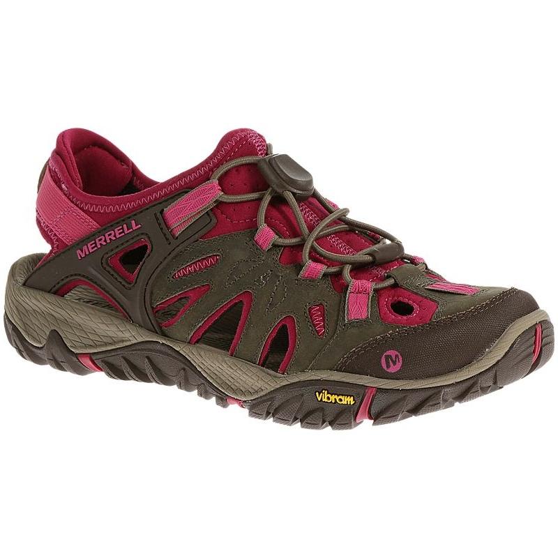 Chaussures Merrell ALL OUT BLAZE SIEVE Boulder Fushia - Speck-Sports