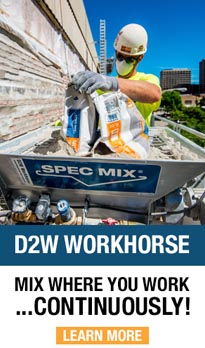 SPEC MIX D2W Workhorse