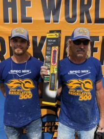 2019 SPEC MIX BRICKLAYER 500 Oklahoma Regional Series