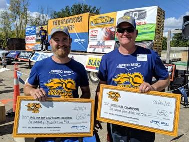 SPEC MIX BRICKLAYER 500 Wisconsin Regional Series