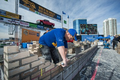 2017 SPEC MIX BRICKLAYER 500 World Championship