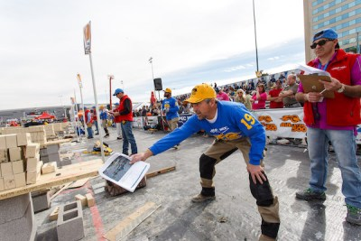 2014 SPEC MIX BRICKLAYER 500
