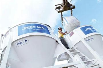 SPEC MIX G7000 Gravity Silo System