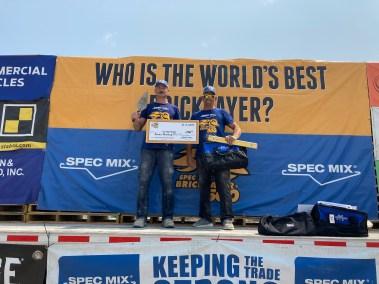 SPEC MIX BRICKLAYER 500 Ohio Regional Series
