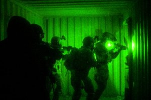 Special Reconnaissance Mission conducted by the Green Berets