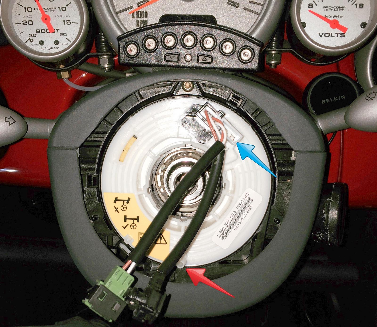 Clock Spring Wiring Diagram Mini Cooper