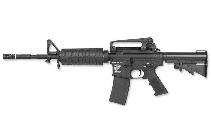 GP M4A1 Carbine Replica  5 Position Stock  GP281M