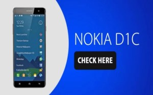 Nokia D1C Specifications, Price and expected launch date in India