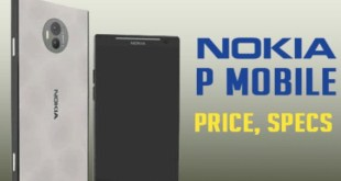 Nokia P specifications, Price and Launch date in India