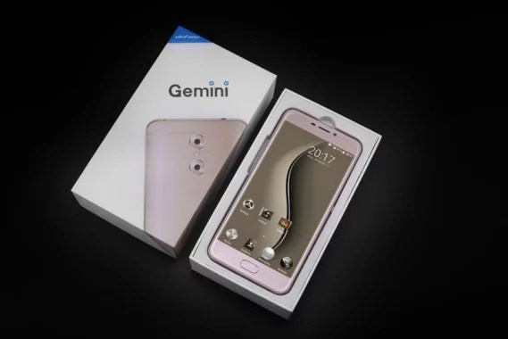 Ulefone Gemini Specifications, Price and Expected Launch Date