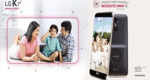 LG K7i Specifications and Price: Features Mosquito Away Technology