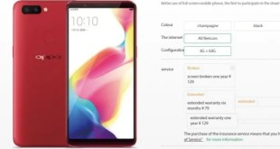 Oppo R11s Full Specifications, Price, Features and Release Date