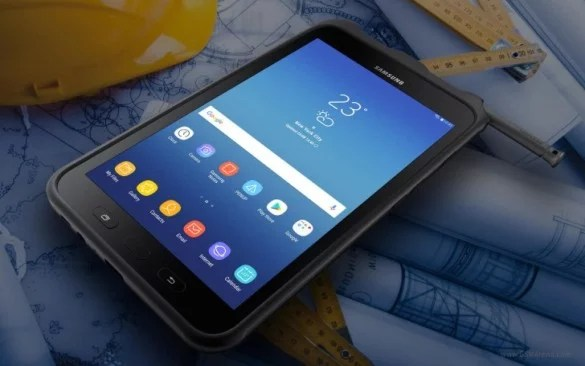 Samsung Galaxy Tab Active 2 Full Specifications, Features and Price
