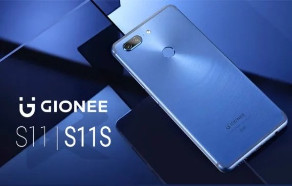 Gionee S11S Full Specifications, Features, Price and Availability