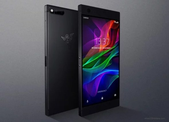 Razer Phone Specifications, Price and Availability (US, UK and Canada)