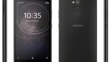Sony Xperia L2 Specifications, Features, Price and Release Date