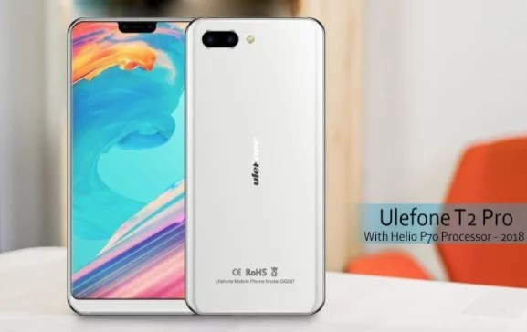 Ulefone T2 Pro Specifications, Price and Full Features