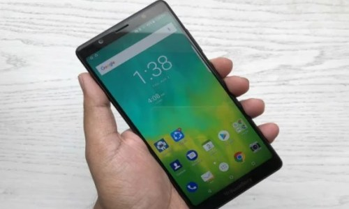 BlackBerry Evolve Specifications, Features, Price and Release Date