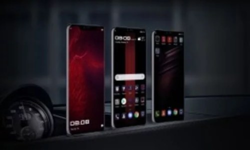 Huawei Mate 20 RS Porsche Design Full Specification