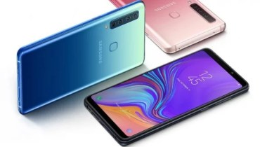 Samsung Galaxy A8 (2018) Specification, Price and Availability