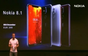 Nokia 8.1 (Nokia X7) Specification, Features, Price and Availability