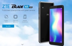 ZTE Blade A5 2019 Unveiled; Now Available in Russia